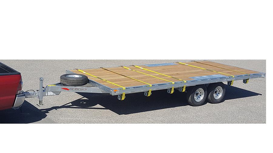 Plateforme Deck-Over